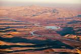 Cappadocia landscape from above - 213291143