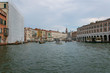 View of canal grande in venice italy