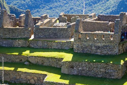 Machu Picchu Inca Ruins - 213302787