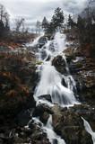 Wasserfall im Schwarzwald - 213320321