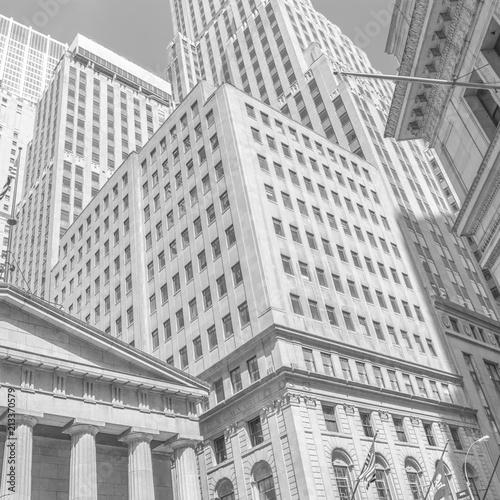 Foto Murales Wall Street
