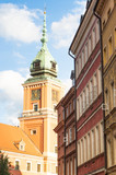 Polish famous historical place. Tourism in european