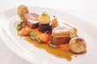 Welsh Lamb Cooked Three Ways - 213397909