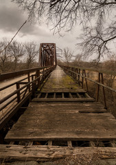 Carpenters bluff bridge © ilandavid