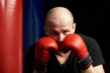 Boxing defense theme