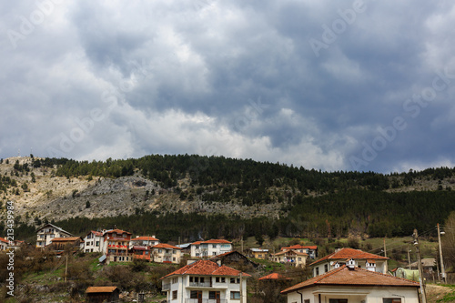 Village on the hill - 213439984