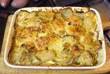 Gratin de pommes de terre - 213459710