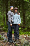 Couple of hikers - 213472755