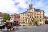 Weimar, Rathaus  - 213474938