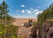 Hopewell Rocks - New Brunswick - Bay of Fundy