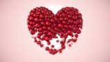 Heart Symbol 3d Animation - 213495506