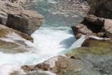 Gate Of The Elbow Falls, Kananaskis Country, Alberta