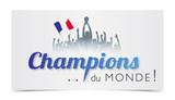CHAMPIONS DU MONDE - 213537558