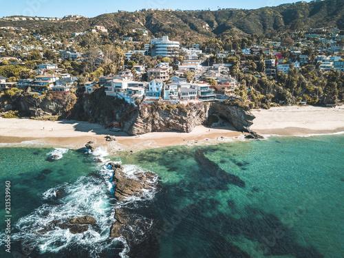 Foto Murales Cliff Views