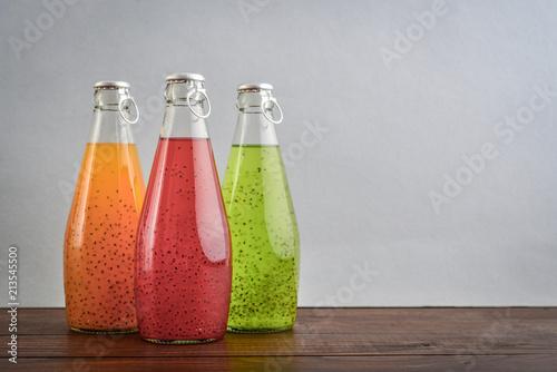 Canvas Sap Exotic healthy beverage.