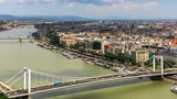 Budapest, Panorama 04 (4k UHD time lapse) - 213582508