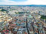 View of Vienna in Austria from the air - 213591943