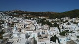 GRECE COLLECTION : Cyclades | Île de Paros | Village de Lefkes - 213596797