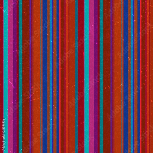Colorful vertical stripes pattern, seamless texture background. Ideal for printing onto fabric and paper or decoration.