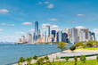 Stunning view of Lower Manhattan
