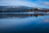 Schluchsee im Winter - 213635319