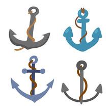 Anchor   Design Sticker