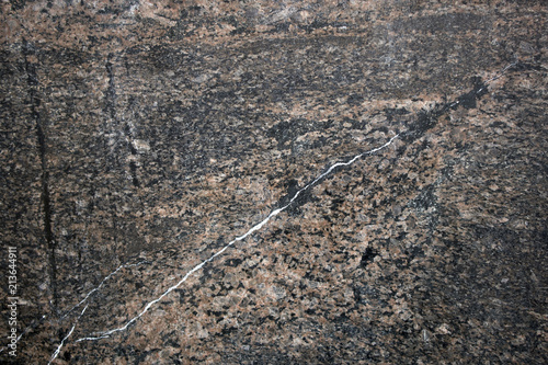 Aluminium Stenen Multicolored natural stone texture, smooth granite surface, may be used as background