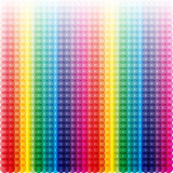 Transparent colorful dotted vertical lines background. - 213701778