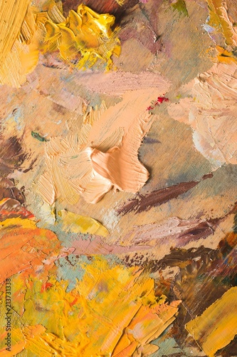 Fototapeta Abstract Painting