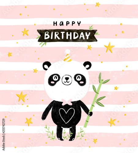 kartka-urodzinowa-z-panda