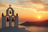 Sonnenuntergang in Santorin - 213752779
