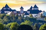 Castle Augustusburg in Saxony - 213758304