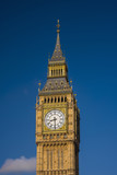 Fototapeta Big Ben - UK, England, London, Houses of Parliament, Big Ben © Alan Copson