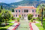 Villa Ephrussi de Rothschild, Frankreich
