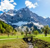 karwendel mountains - 213787983