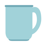 coffee cup isolated icon vector illustration design - 213810533