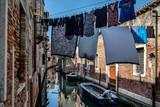 Venezia, canali - 213836742