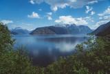 Fjord Norwegen - 213840787