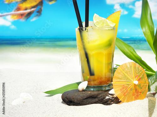 Ipanema Cocktail am Strand