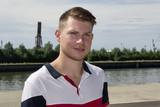 Portrait d'un jeune homme blond - 213865745