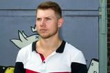 Portrait d'un jeune homme blond - 213903331