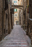Perugia, Italy - one of the most interesting cities in Umbria, Perugia is known for its medieval Old Town and its narrow alleys