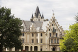 Grafenegg Castle in the Krems-Land district of Lower Austria - 213937592