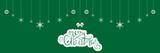 Merry Christmas grün - 213939373
