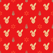 rabbit pattern No.5 - 213963535