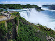 Niagara Falls, viewed on the American side