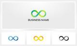Infinity Infinate Symbol Logo - 214064110
