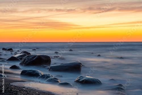 Foto Murales Sunset