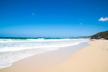 Rainbow beach, Queensland © 陵 飯島