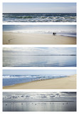 Seas and oceans collage - 214109398
